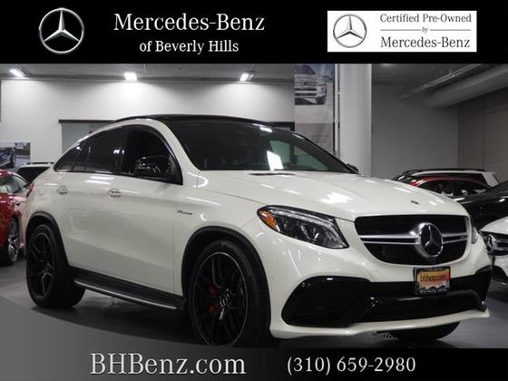 2018 Mercedes-Benz GLE-Class GLE63 AMG S:19 car images available