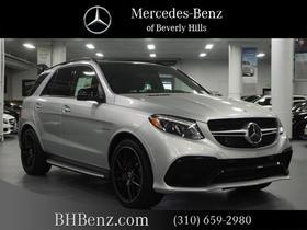 2018 Mercedes-Benz GLE-Class GLE63 AMG S:11 car images available