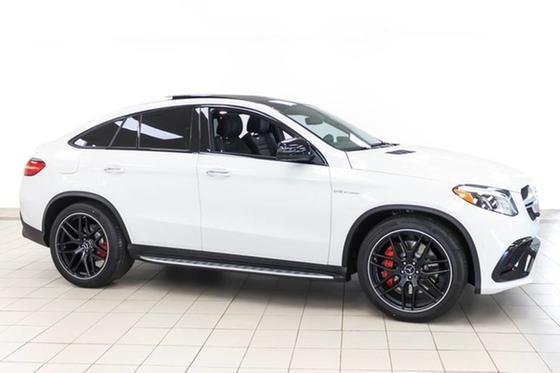 2019 Mercedes-Benz GLE-Class GLE63 AMG S:13 car images available