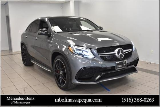2019 Mercedes-Benz GLE-Class GLE63 AMG S:20 car images available