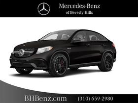2019 Mercedes-Benz GLE-Class GLE63 AMG S : Car has generic photo