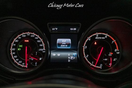 2016 Mercedes-Benz GLE-Class GLE63 AMG S