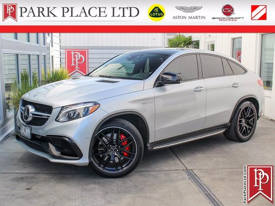 2018 Mercedes-Benz GLE-Class GLE63 AMG S:24 car images available