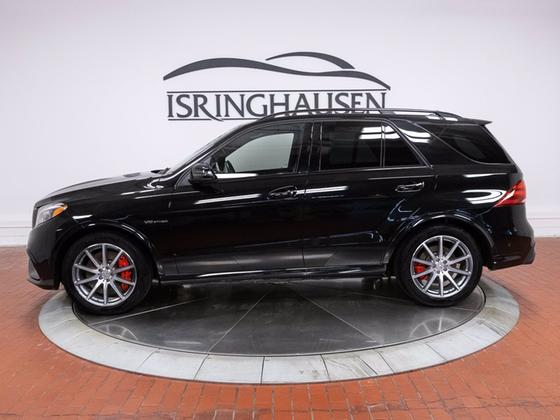 2018 Mercedes-Benz GLE-Class GLE63 AMG S