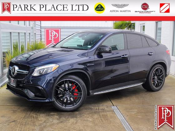 2017 Mercedes-Benz GLE-Class GLE63 AMG S:24 car images available