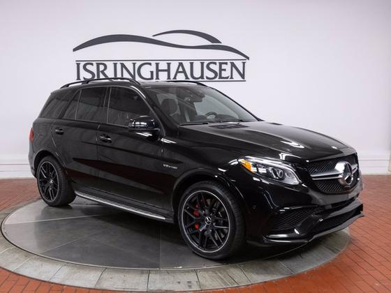 2017 Mercedes-Benz GLE-Class GLE63 AMG S:19 car images available