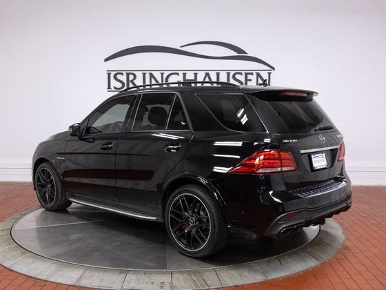 2017 Mercedes-Benz GLE-Class GLE63 AMG S
