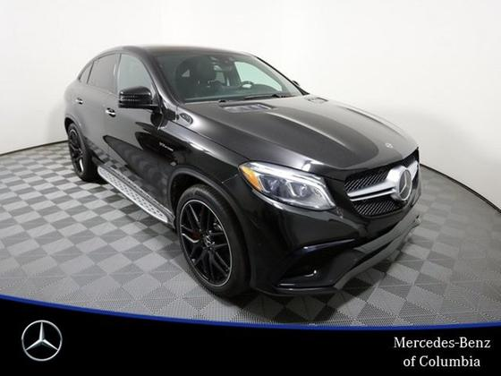 2019 Mercedes-Benz GLE-Class GLE63 AMG:24 car images available