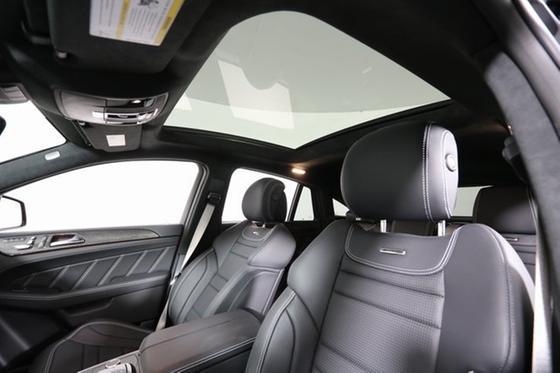 2019 Mercedes-Benz GLE-Class GLE63 AMG