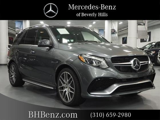 2018 Mercedes-Benz GLE-Class GLE63 AMG:11 car images available