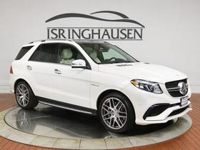 2016 Mercedes-Benz GLE-Class GLE63 AMG:24 car images available