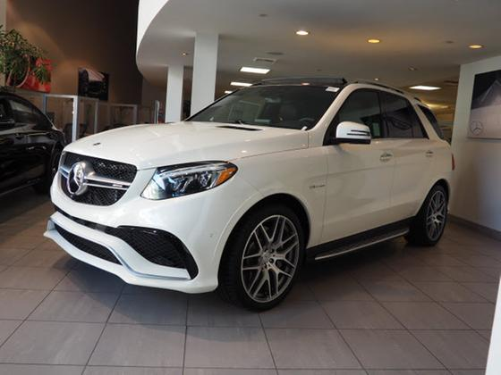 2018 Mercedes-Benz GLE-Class GLE63 AMG