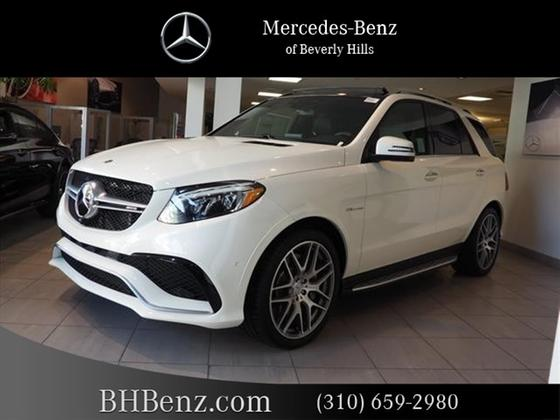 2018 Mercedes-Benz GLE-Class GLE63 AMG:12 car images available
