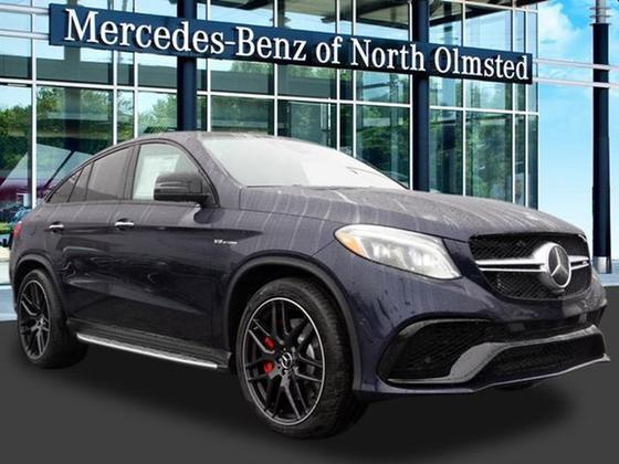 2019 Mercedes-Benz GLE-Class GLE63 AMG:20 car images available