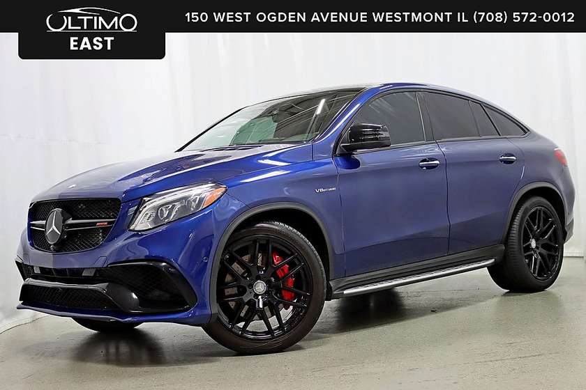2017 Mercedes-Benz GLE-Class GLE63 AMG:24 car images available