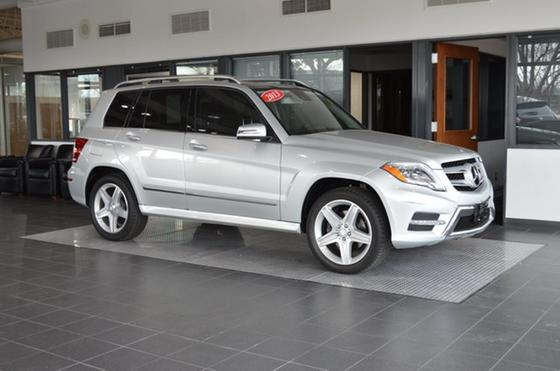 2013 Mercedes-Benz GLK-Class GLK250 BlueTEC:24 car images available