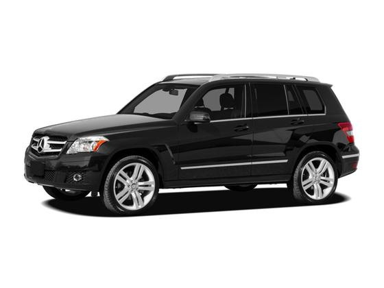 2010 Mercedes-Benz GLK-Class GLK350 4Matic : Car has generic photo