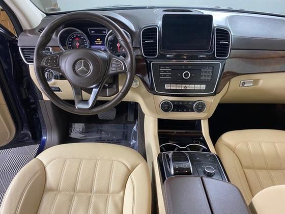 2018 Mercedes-Benz GLS-Class