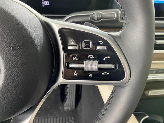 2021 Mercedes-Benz GLS-Class