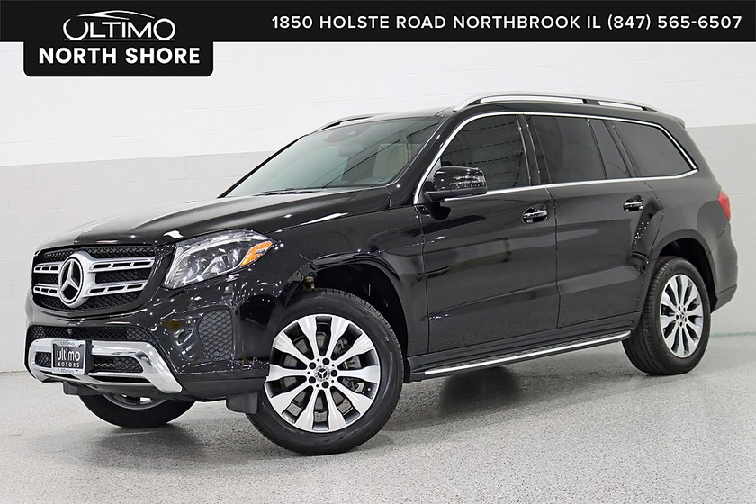 2018 Mercedes-Benz GLS-Class :24 car images available
