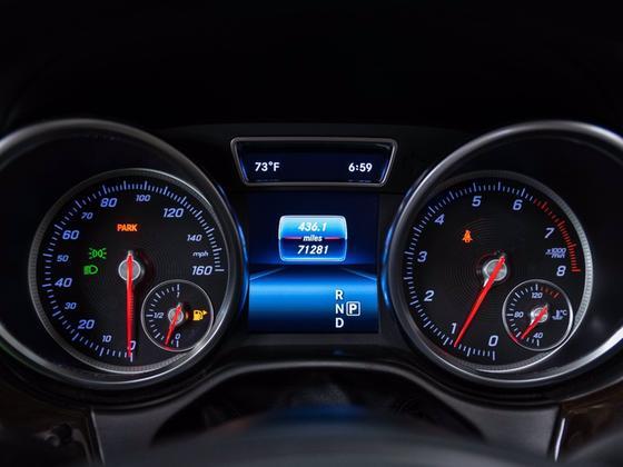 2017 Mercedes-Benz GLS-Class GLS450