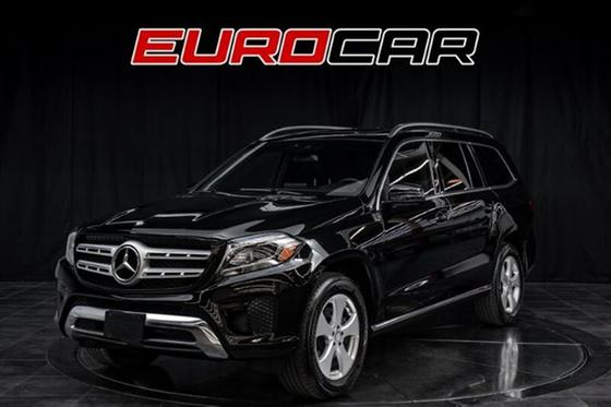 2017 Mercedes-Benz GLS-Class GLS450:24 car images available