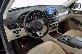 2017 Mercedes-Benz GLS-Class GLS550