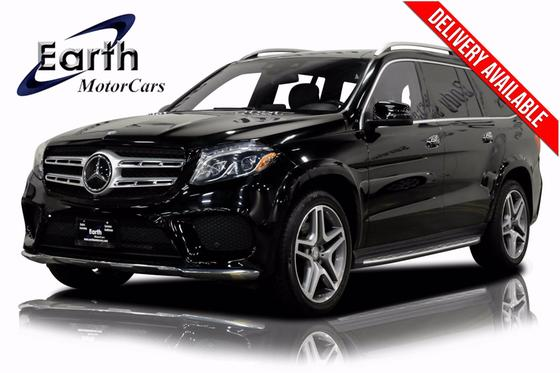 2017 Mercedes-Benz GLS-Class GLS550:24 car images available