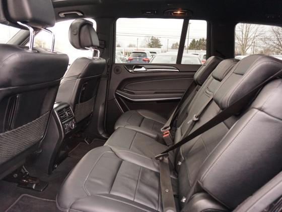 2019 Mercedes-Benz GLS-Class GLS550