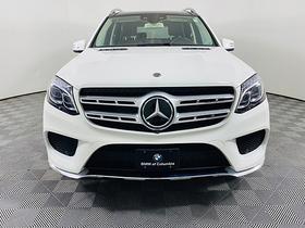 2018 Mercedes-Benz GLS-Class GLS550
