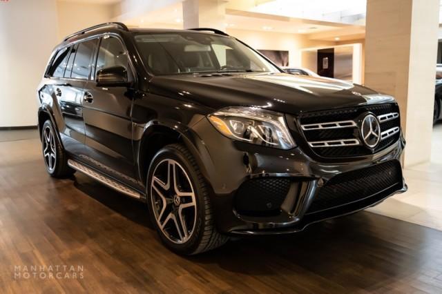 2018 Mercedes-Benz GLS-Class GLS550:18 car images available
