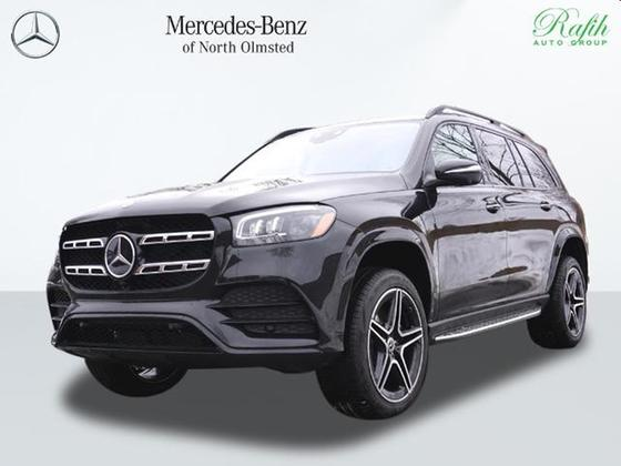 2021 Mercedes-Benz GLS-Class GLS580:15 car images available