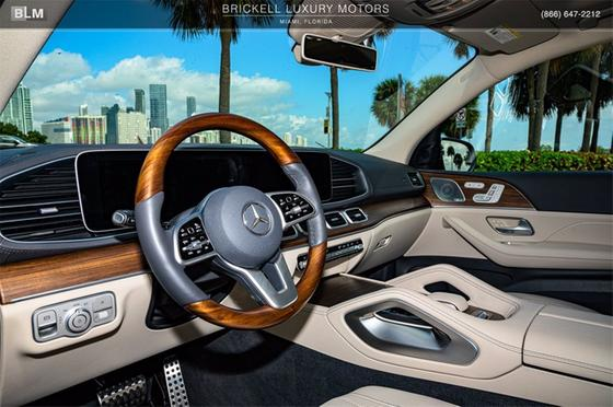 2020 Mercedes-Benz GLS-Class GLS580