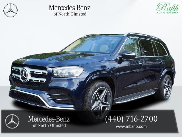 2021 Mercedes-Benz GLS-Class GLS580:16 car images available