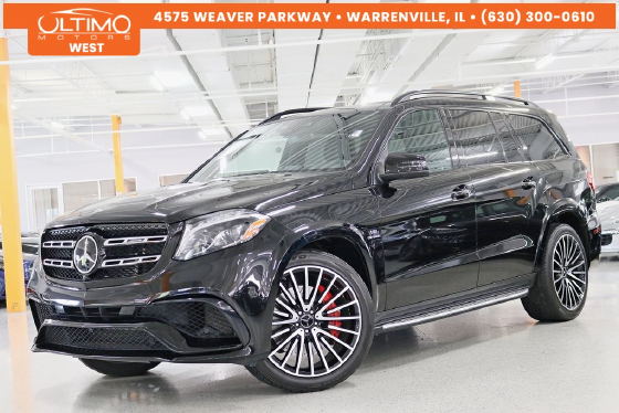 2019 Mercedes-Benz GLS-Class GLS63 AMG:6 car images available