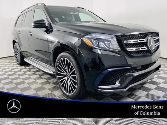 2017 Mercedes-Benz GLS-Class GLS63 AMG:24 car images available