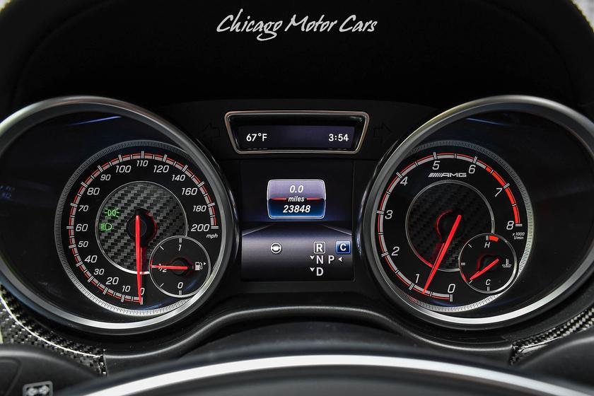 2017 Mercedes-Benz GLS-Class GLS63 AMG