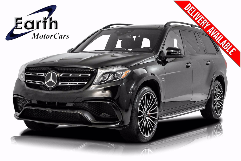 2018 Mercedes-Benz GLS-Class GLS63 AMG:24 car images available