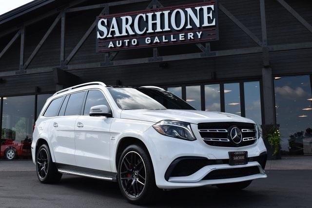 2019 Mercedes-Benz GLS-Class GLS63 AMG:24 car images available