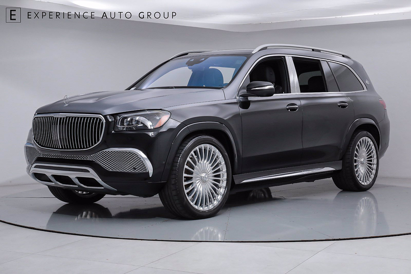 2021 Mercedes-Benz GLS-Class Maybach GLS600:24 car images available