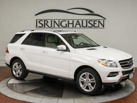 2014 Mercedes-Benz ML-Class :24 car images available