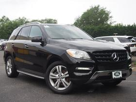 2014 Mercedes-Benz ML-Class :20 car images available
