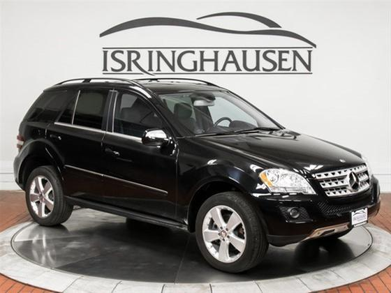 2010 Mercedes-Benz ML-Class :23 car images available