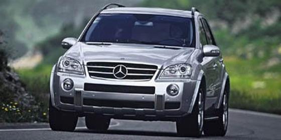 2007 Mercedes-Benz ML-Class  : Car has generic photo