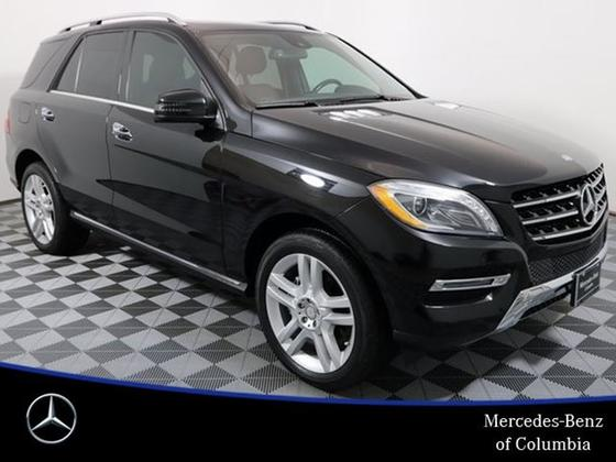 2015 Mercedes-Benz ML-Class ML250 BlueTEC:24 car images available