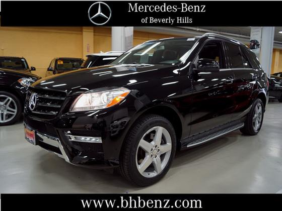 2015 Mercedes-Benz ML-Class ML250 BlueTEC:23 car images available
