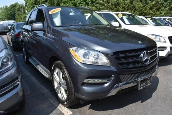 2015 Mercedes-Benz ML-Class ML250 BlueTEC:21 car images available