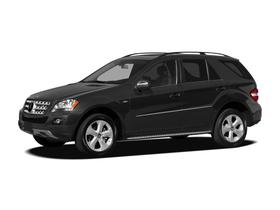 2009 Mercedes-Benz ML-Class ML320