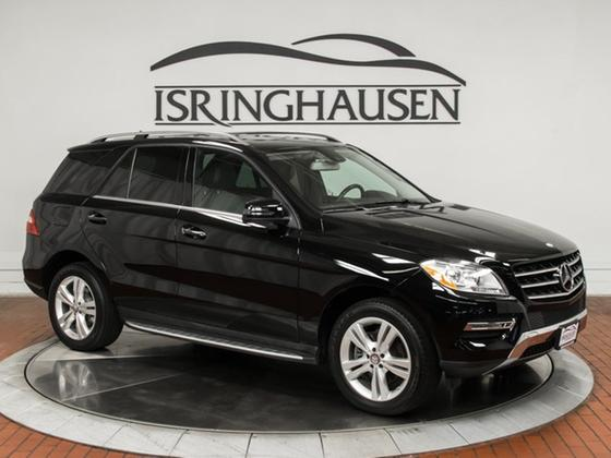 2014 Mercedes-Benz ML-Class ML350 4Matic:24 car images available
