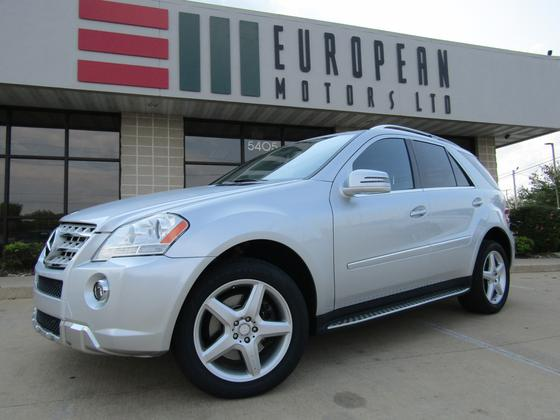 2011 Mercedes-Benz ML-Class ML350 4Matic:18 car images available